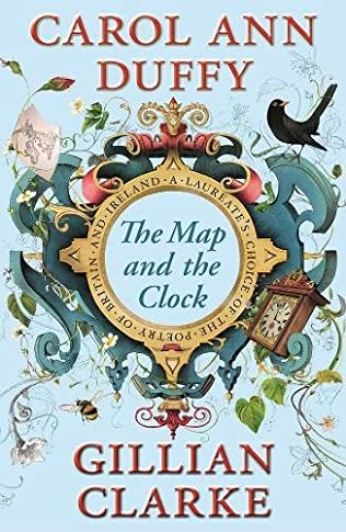 book cover of The Map and the Clock