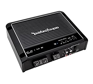Rockford Fosgate 778587 R500X1D Prime 1-Channel Class D Amplifier