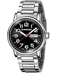 ATTITUDE DAY&DATE Men's watches 01.0341.104