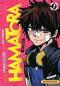 Hamatora, tome 1 par Yukinori Kitajima
