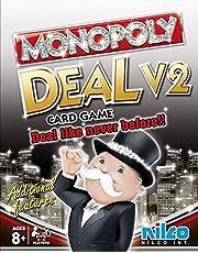 لعبة بطاقات صفقة المونوبولي