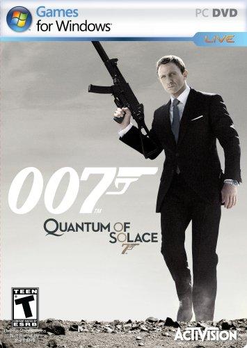 James Bond 007: Quantum of Solace - PC (007 James Bond Quantum Of Solace Pc)