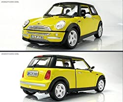 Academy Plastic Model Kit 1/24 SCALE MINI COOPER 2001 # 15113 by Academy