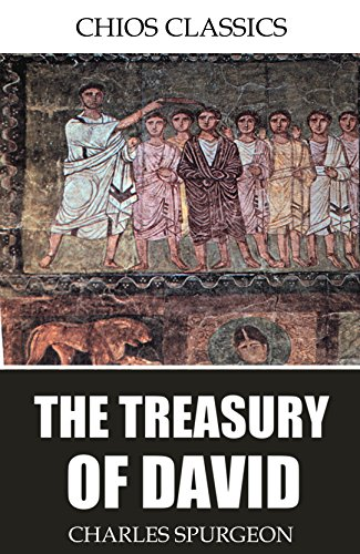 The Treasury of David by [Spurgeon, Charles]