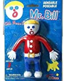 Mr. Bill Mr. Bill Bendable Action Figure thumbnail