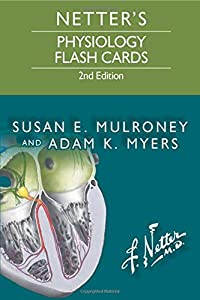 Netters Physiology Flash Cards