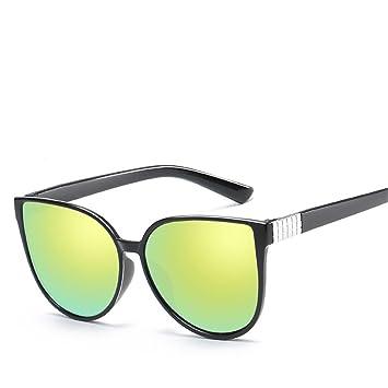 DYEWD Gafas de sol,Gafas de Sol Hombre Mujer, Gafas de Sol ...