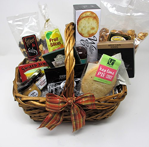 Splendid Assortment Gourmet Gift Basket