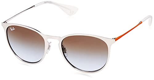 Amazon.com: Ray-Ban Erika metal rb3539 – 90772 W anteojos de ...