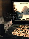 img - for Poetics in Architecture (Architectural Design) book / textbook / text book