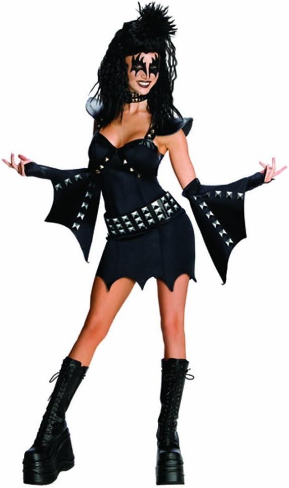 Halloween Disfraz Adulto Kiss the Miss Demon Deluxe Talla S 34 ...