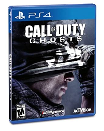 Call Of Duty Ghosts Playstation 4 Activision Inc Video Games
