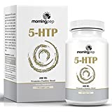5-HTP Supplement 120 count 200mg Per Caps with added Vitamin B6 By Morning Pep, 5 HTP Is A Natural Appetite Suppressant That Helps Improve Your Overall Mood Relaxation And A Restful Sleep