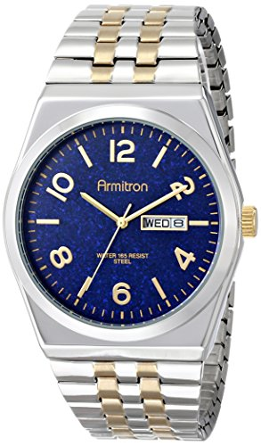 Blue Dial Expansion Band - 9