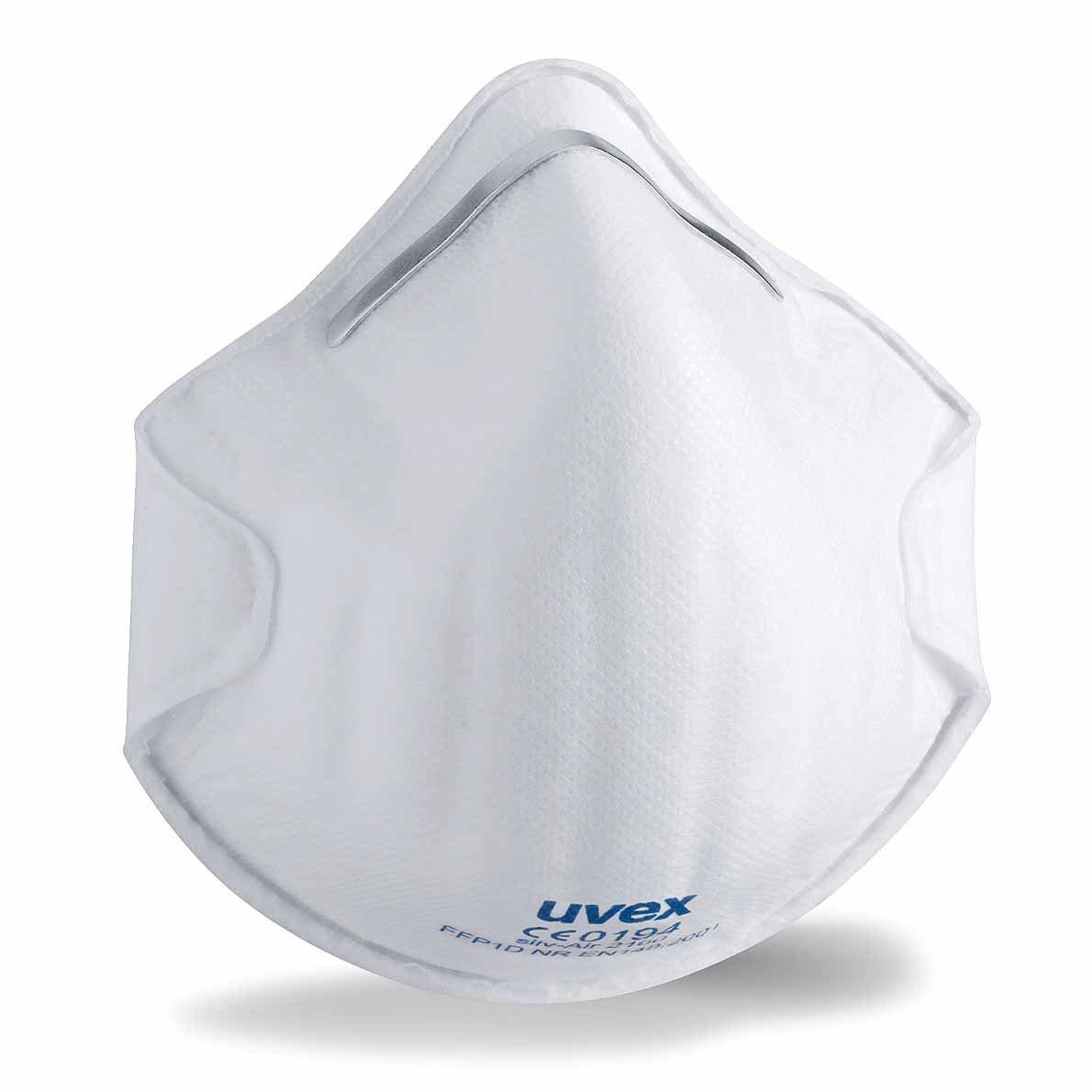 Uvex silv-aria Snorkels con filtro clásico 21008732100Clase/Nivel de protección: FFP 120pz.
