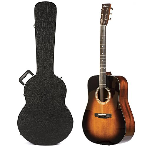 Eastman E10 Dreadnought Sunburst Traditional Flattop Guitar ()