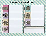 Pusheen Weekly Planner Desk Pad