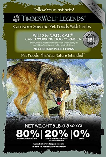 Wild & Natural® Legends - 03lbs
