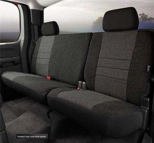 Charc Charcoal (Fia OE32-86 CHARC OE30 OE Charcoal Seat Cover (Rear Split Seat 40/60/Tweed))