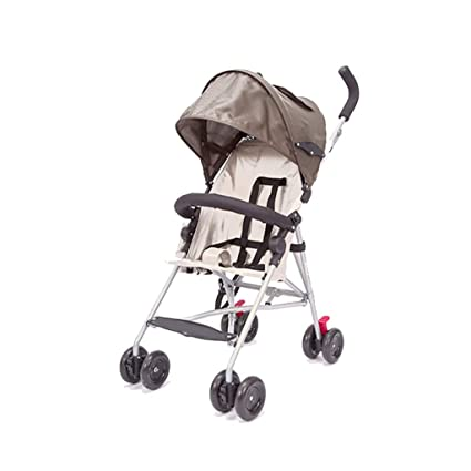 Baby stroller- Cochecito de bebé ligero plegable bebé niño paraguas Ultra ligero viaje portátil carro