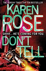 Don't Tell (Romantic suspense Book 1)