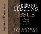 img - for The Leadership Lessons of Jesus book / textbook / text book