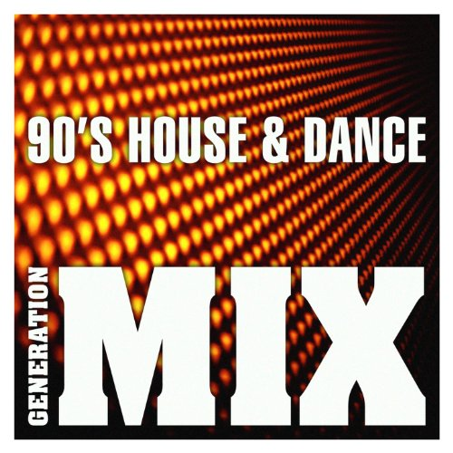 90's House & Dance Mix : Non Stop Medley Party