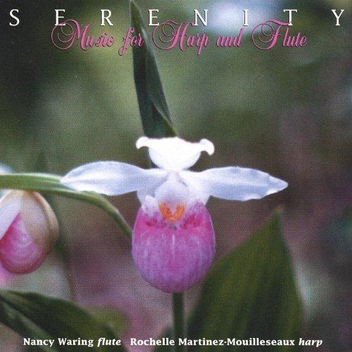 Serenity: Music for Harp and Flute (Harp Flute Music)
