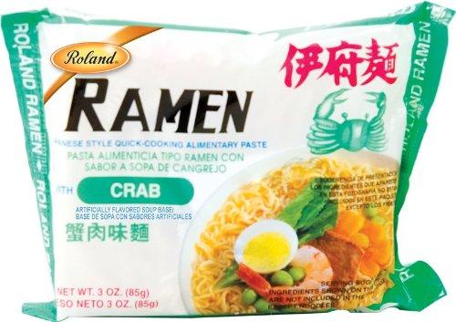 Roland Ramen Crab Ounce Pack
