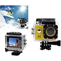 New Sports Camera H9 2inch Ultra HD 1080p 4K Sport 170° Wide WiFi DV Action Camera