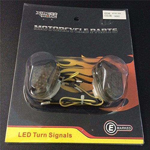 Kawasaki Zx6R Led Lights - 6