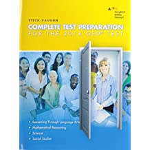 Steck-Vaughn GED: Complete Preparation 2014