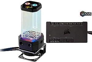 Corsair Pump Res Unit, XD5 RGB (D5 Pump Reservoir Unit) and Commander Pro