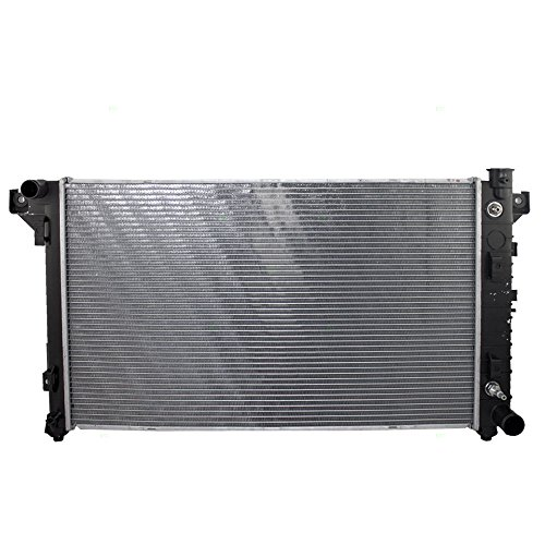 Radiator Assembly Replacement for Dodge Pickup Truck (Pickup Replacement Radiator)