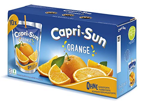 Capri-Sun Orange, 10 x 200 ml