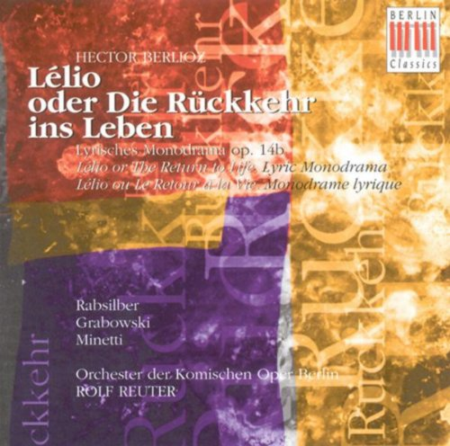Berlioz: Lelio, ou Le Retour a la vie (Sung in German)