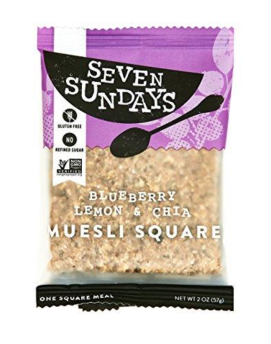 Seven Sundays Gluten Muesli Square product image
