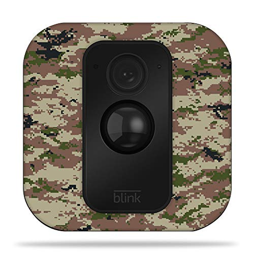 Price comparison product image MightySkins Compatible with Blink XT2 Camera (2019) - Urban Camo / Protective,  Durable,  and Unique Vinyl Decal Wrap Cover / Device Not Included - This is A Skin / Made in The USA