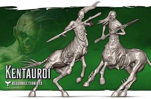 Malifaux: Resurrectionists ()