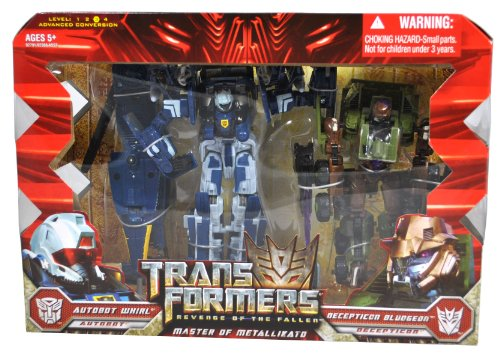 Transformers Movie Series 2