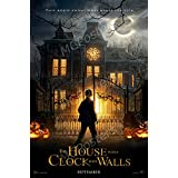 "MCPosters The House with a Clock in its Walls GLOSSY FINISH Movie Poster - MCP486 (24"" x 36"" (61cm x 91.5cm))"