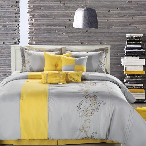 Chic Home 8 Piece Comforter Bedding product image