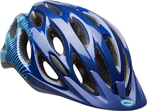 Bell Tempo Joy Ride Women/'s Blue//Infrared Youth Bicycle Mountain Bike Helmet