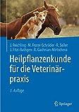 img - for Heilpflanzenkunde f r die Veterin rpraxis (German Edition) book / textbook / text book