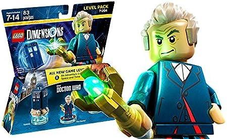 LEGO Dimensions Doctor Who Level Pack: Amazon.es: Juguetes y juegos
