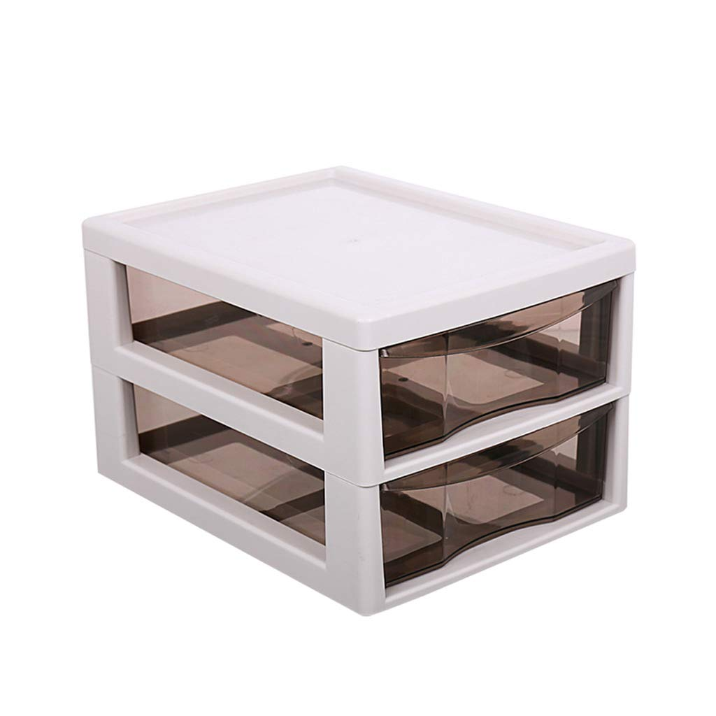 File cabinets LITING Storage Box Plastic Office A4 Drawer Type Cosmetics Finishing Storage Box