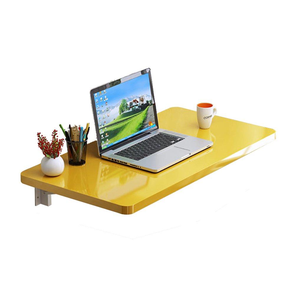 LXLA壁折りたたみテーブル壁掛け居間デスク子供コンピュータ研究ワークステーションキッチンダイニングオーガナイザ (サイズ さいず : 90×40cm) B07DXVTPQC 90×40cm 90×40cm