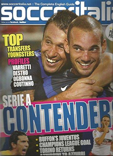 Soccer Italia Magazine # 62 -