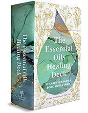 The Essential Oils Healing Deck: 52 Cards to Enhance Body, Mind & Spirit