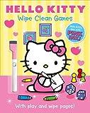 Hello Kitty: Wipe Clean Games (Hello Kitty)